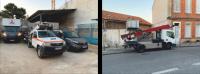 Nouveau site de l'ETS LAMBDA Monte Meuble ! le loueur des Monte meubles à Marseille :